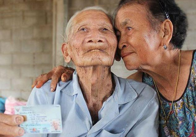 A 128-year-old resident of Thailand shared the secret of his longevity