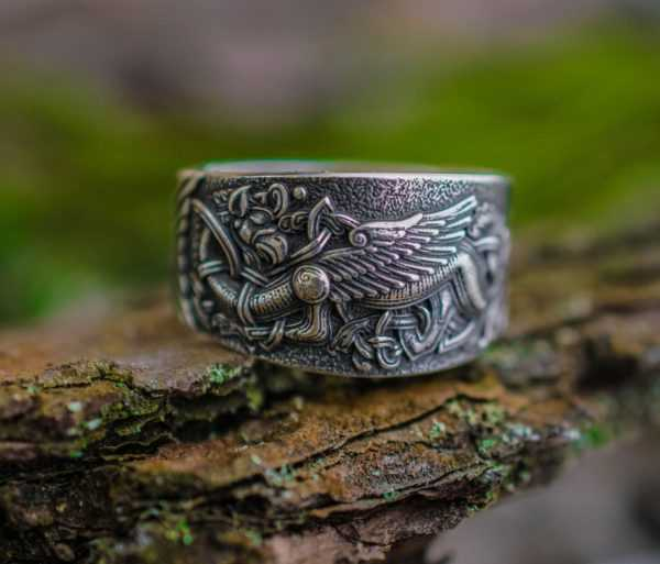 slavic ring griffin