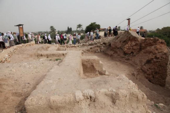 Israeli archaeologists refute the events of the Bible