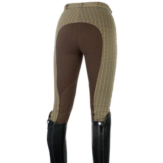 The cut of modern riding pants has not fundamentally changed for 3300 years.