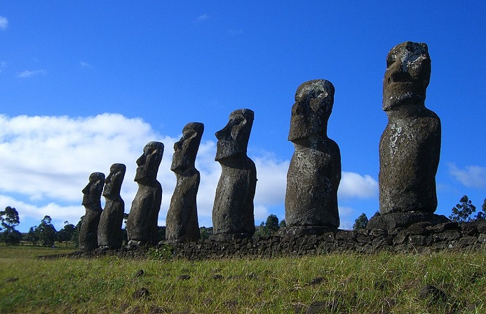 Scientists have revealed the secret of creating idols on Easter Island